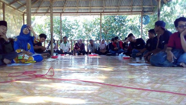 Pertemuan Terbuka Pokdarwis Terpadu Situbondo Grand Pathek Desa Baca Wisata