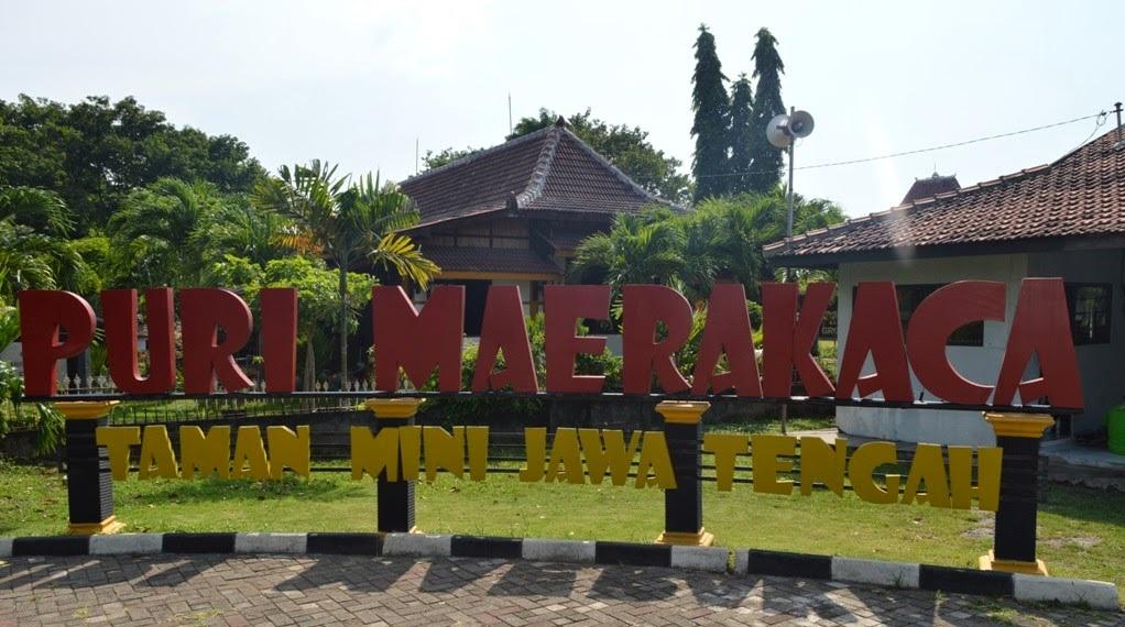 Puri Maerokoco Salah Satu Tempat Wisata Semarang Jawa Tengah Sebut