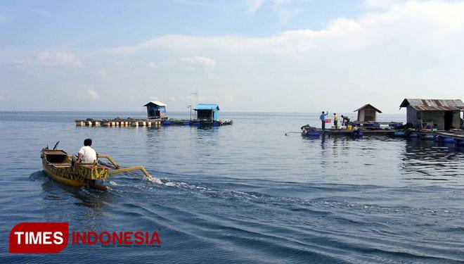 Rintis Wisata Desa Gelung Situbondo Lakukan Kaji Banding Bahari Rumah