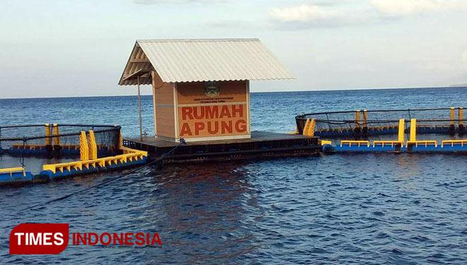 Rintis Wisata Desa Gelung Situbondo Lakukan Kaji Banding Rumah Apungksjt9