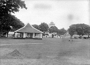 Besuki Situbondo Wikipedia Bahasa Indonesia Ensiklopedia Bebas Alun Masjid 1929