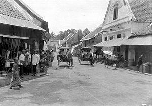 Besuki Situbondo Wikipedia Bahasa Indonesia Ensiklopedia Bebas Pemandangan Jalanan 1929