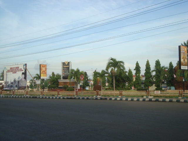Kota Indonesia Besuki Jalan Raya Wisata Rumah Residen Kab Situbondo