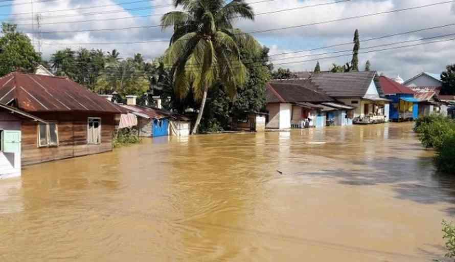 Parah Ratusan Rumah Terdampak Banjir Situbondo Kondisinya Trubus News Wisata
