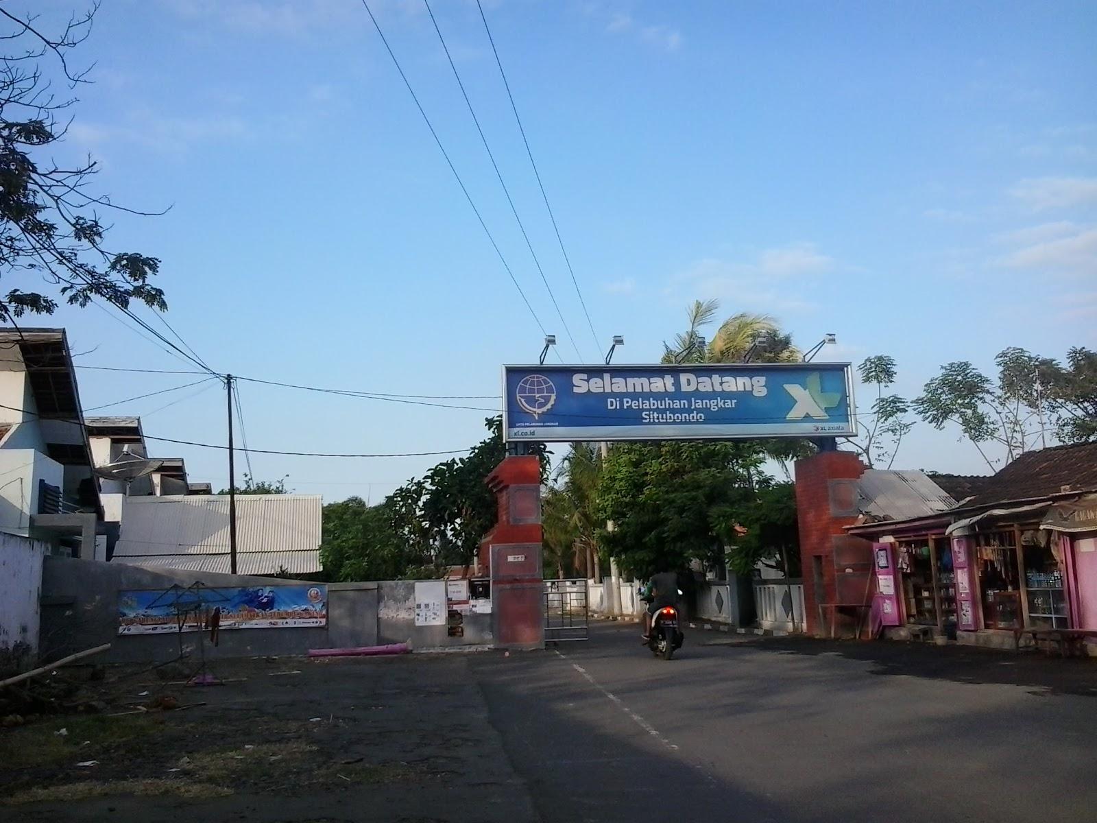 Pelabuhan Jangkar Situbondo Komunitas Penulis Muda Anggota Backpacker Tinggal Sekitaran