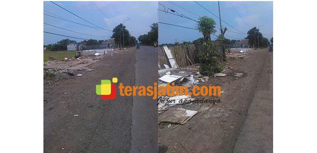 Puluhan Warung Esek Pantura Situbondo Rata Tanah Wisata Rumah Residen
