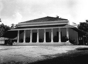 Sejarah Karesidenan Besuki Holifah2017 Sebuah Regentschappen Terdiri Atas Afdeeling Kabupaten