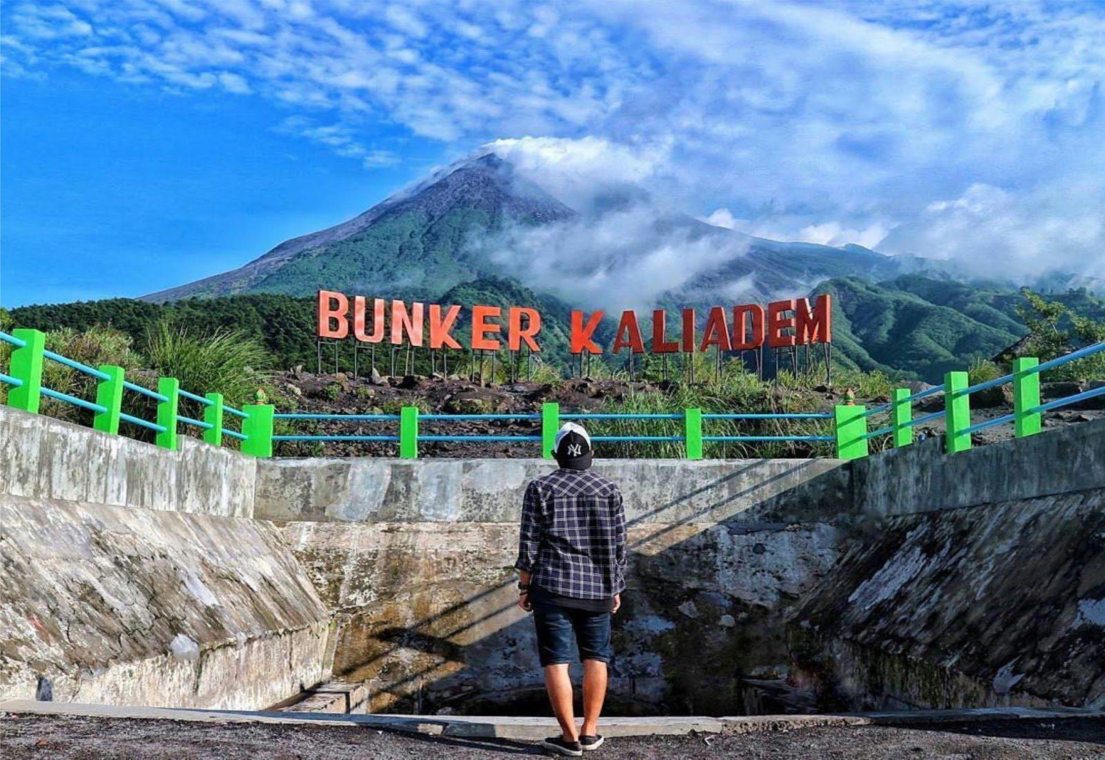 193 Tempat Wisata Jogja Terbaru 2018 Terupdate Bunker Kaliadem Kab