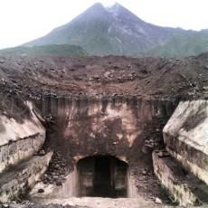 Beginilah Kondisi Bunker Kaliadem Setelah Digali Rental Mobil Kab Sleman