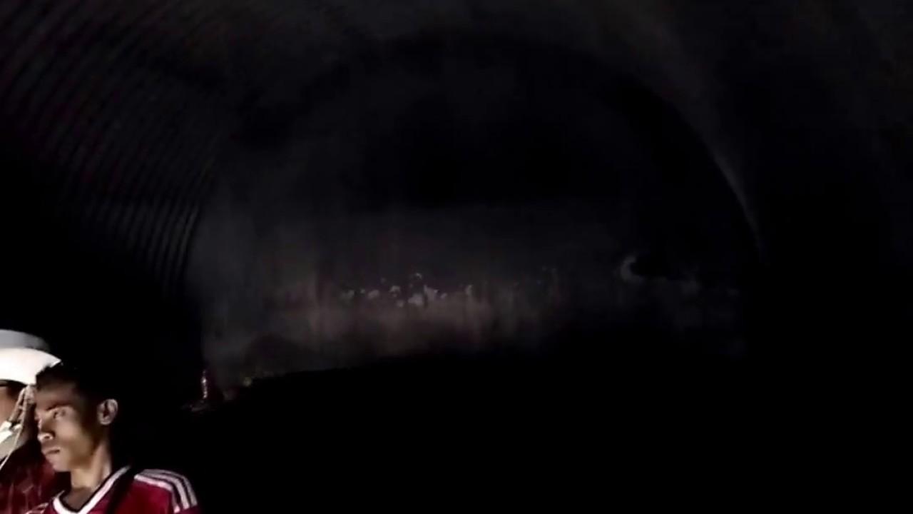 Bunker Gunung Merapi Youtube Kaliadem Kab Sleman