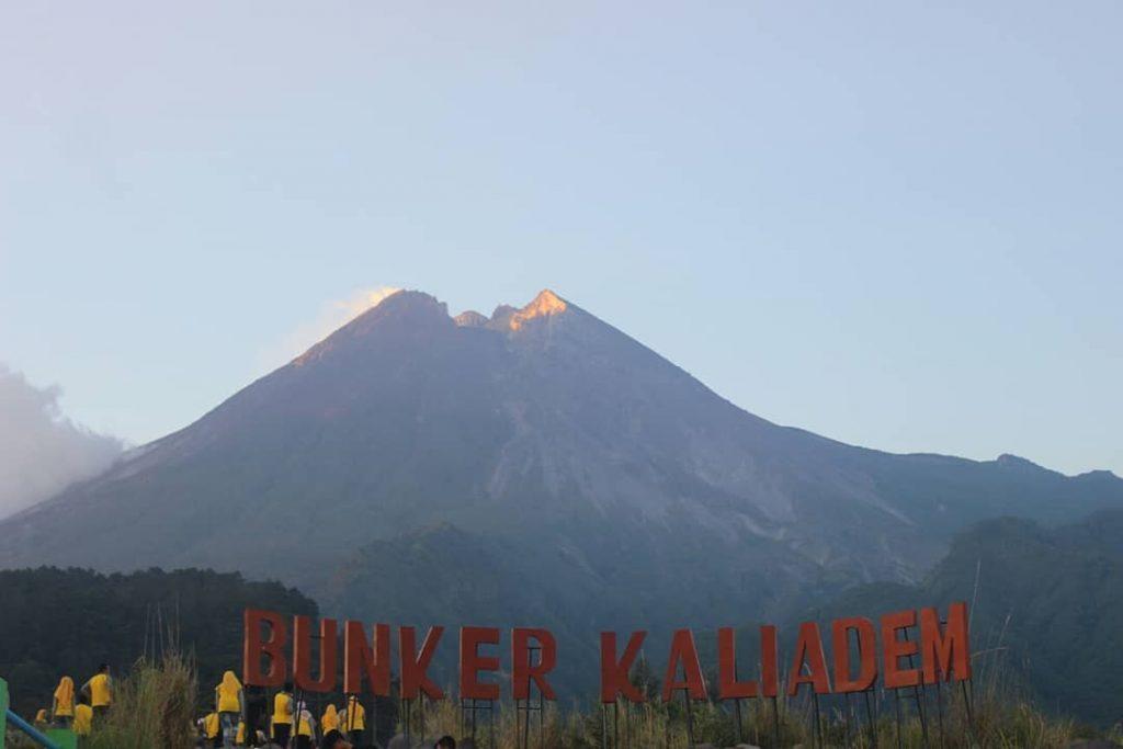 Bunker Kaliadem Saksi Bisu Erupsi Gunung Merapi Traveling Yuk Logo