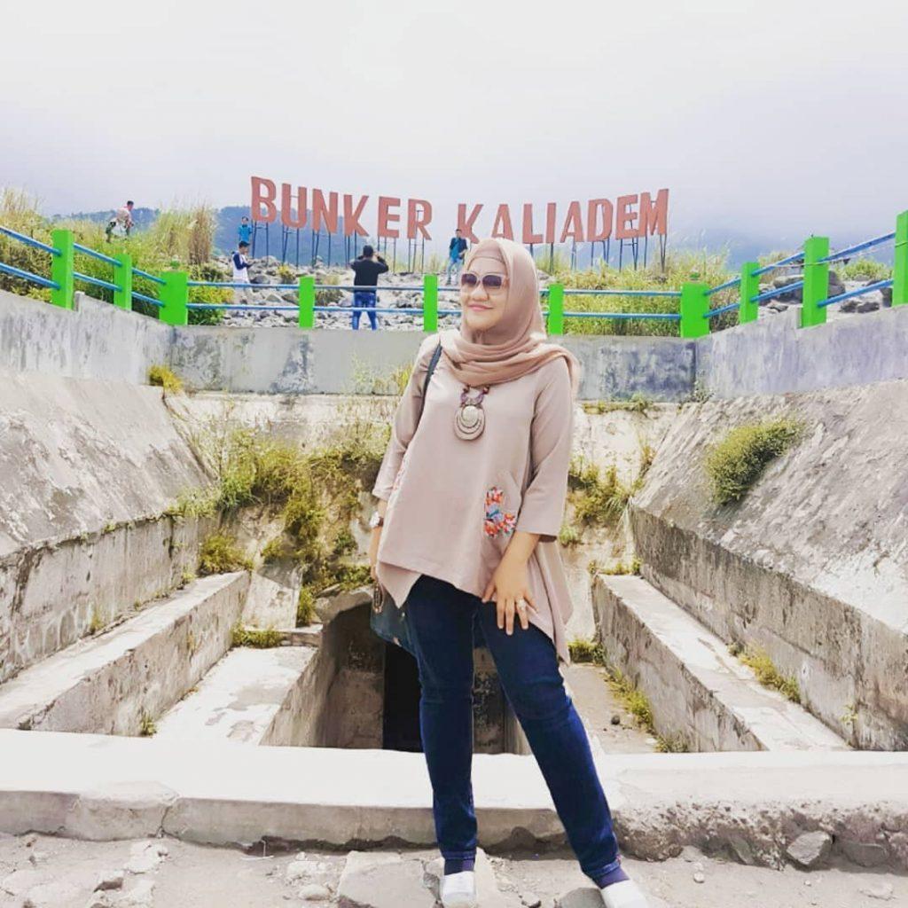 Bunker Kaliadem Saksi Bisu Erupsi Gunung Merapi Traveling Yuk Pengunjung