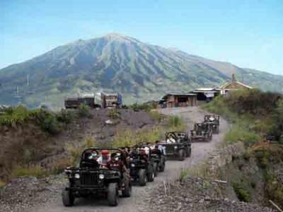 Harga Jeep Offroad Lava Tour Merapi 2017 Family Homestay Jogja