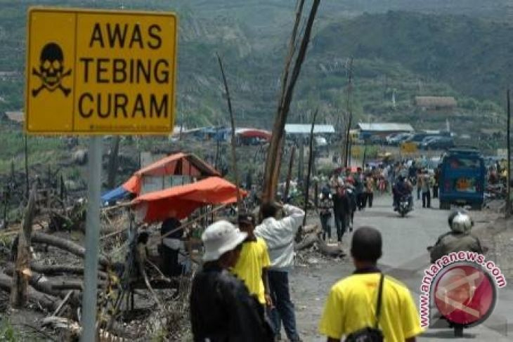Jalur Wisata Merapi Kaliadem Kinahrejo Berhasil Dibuka Antara News Bunker