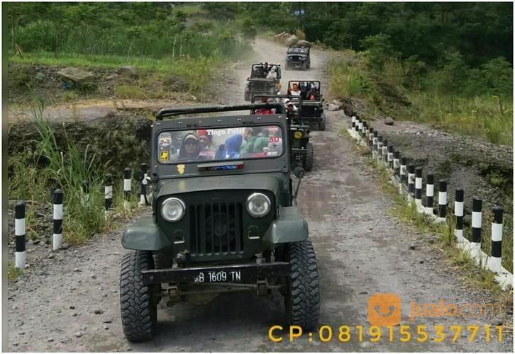 Jeep Merapi Sunrise Kaliadem Yogyakarta Kab Sleman Jualo Travel Paket