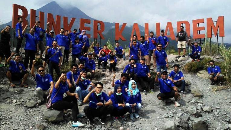 Lava Tour Merapi Jogja Bungker Kaliadem Punya Bunker Kab Sleman