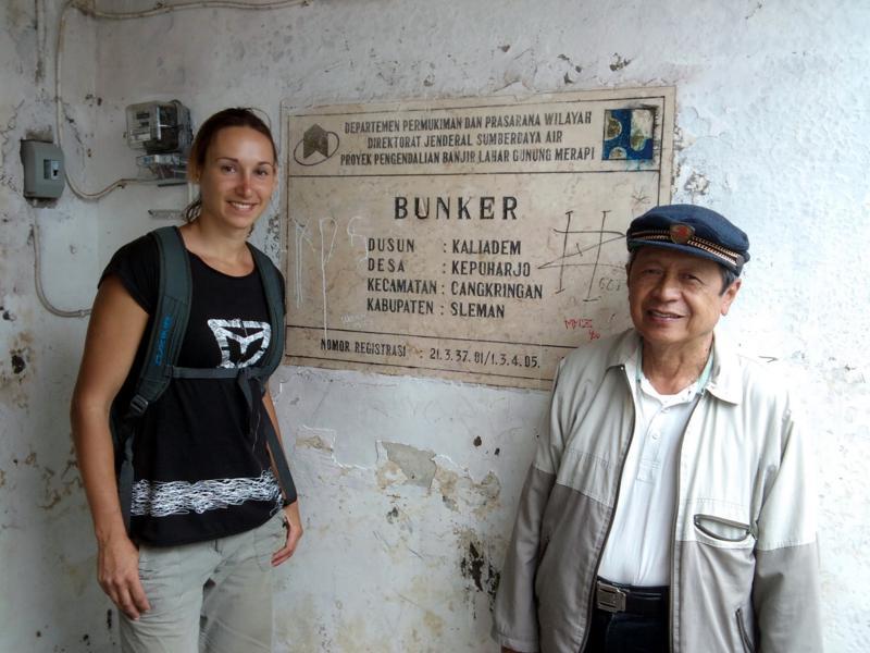 Lokasi Bunker Lava Tour Kaliadem Sleman Yogyakarta Kab