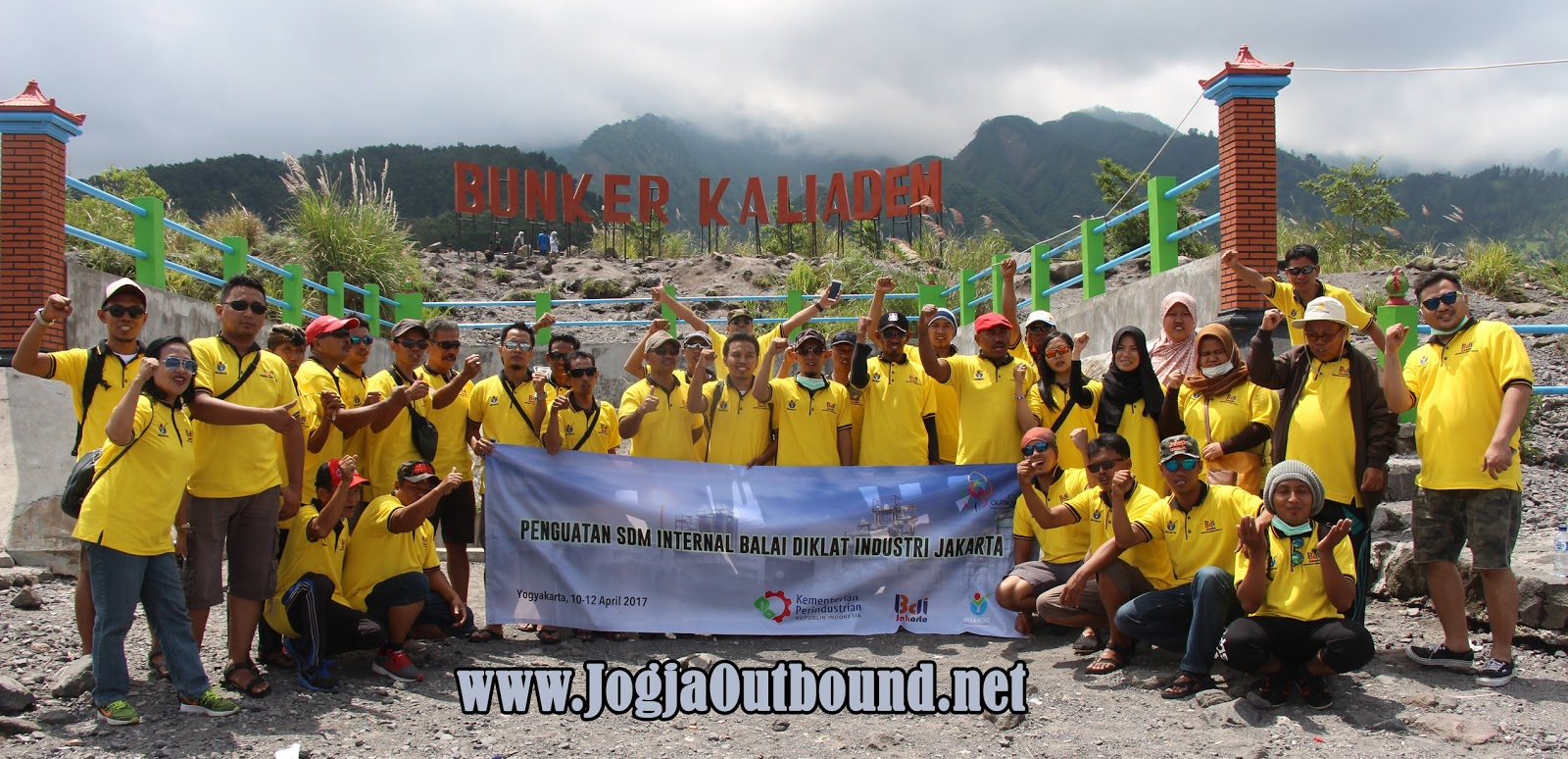 Lokasi Bunker Merapi Kaliadem Lava Tour Salah Spot Wisata Unggulan