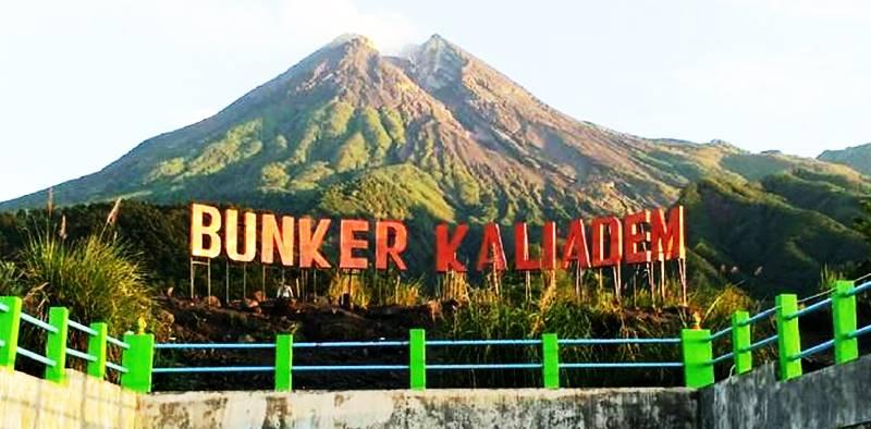 Pesona Bunker Kaliadem Jogja Dibalik Keganasan Letusan Gunung Merapi Shopback