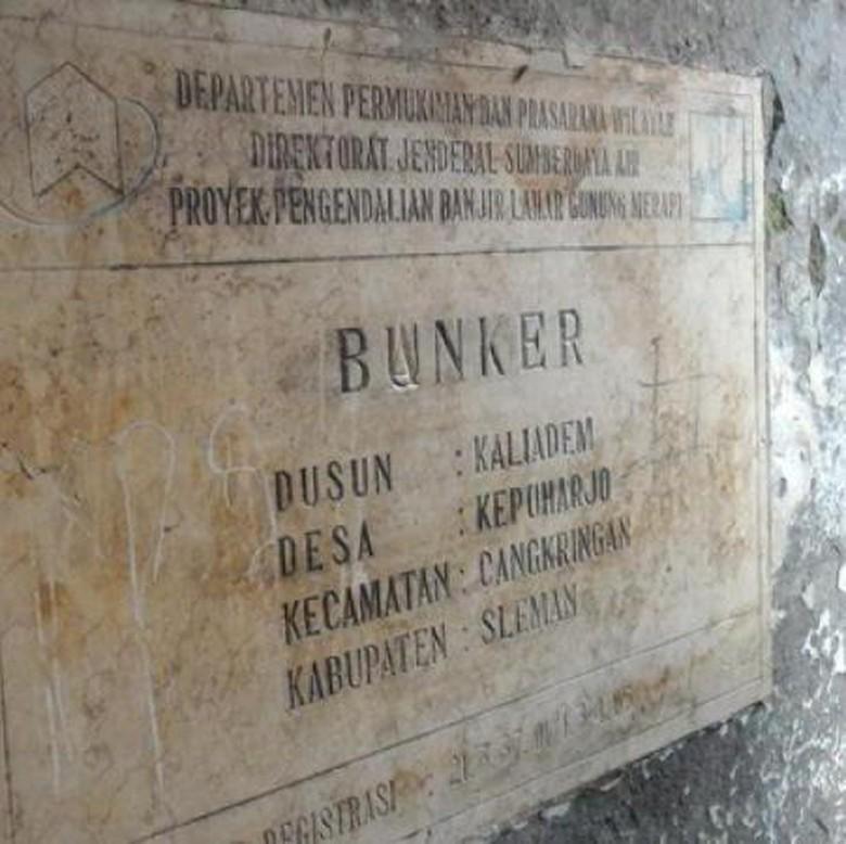 Pria Dilaporkan Hilang Kawasan Bunker Kaliadem Sleman Kab