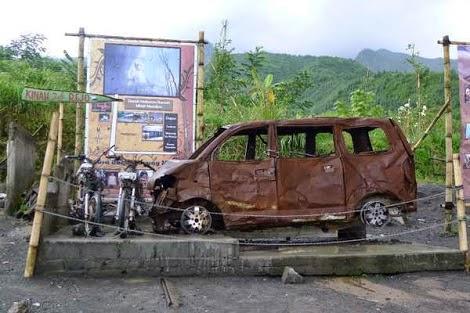 Rental Mobil Jogja Lava Tour Merapi Lokasi Kaliadem Desa Kepuharjo