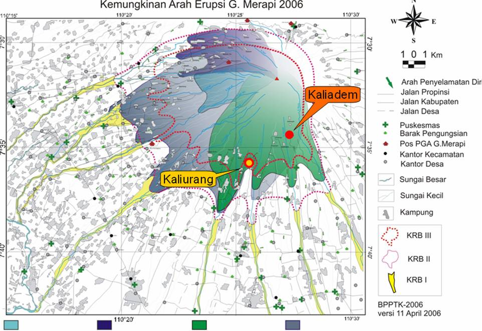 Tragedi Bunker Merapi 2006 Efusif Bukan Berarti Aman Terkendali 1