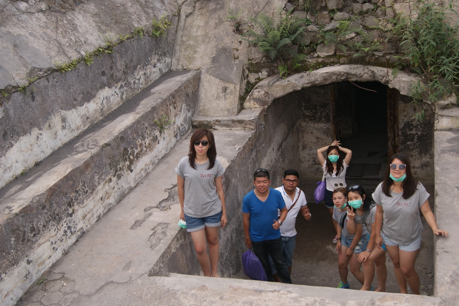 Wisata Bunker Kaliadem Merapi Jogja Kaliurang Harga Tiket Masuk Lava