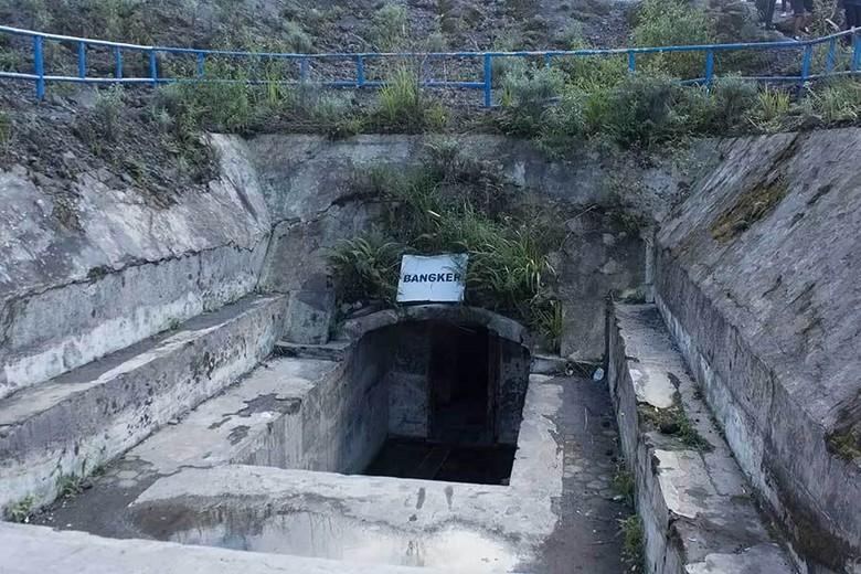 Wisata Bunker Kaliadem Merapi Jogja Kaliurang Harga Tiket Masuk Lereng