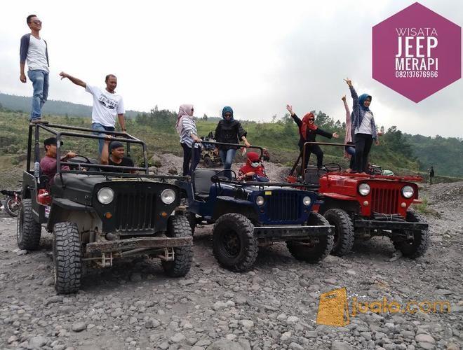 Wisata Jeep Lava Tour Merapi Kaliadem Jogja Kab Sleman Jualo