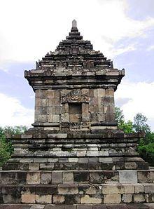 Candi Barong Wikipedia Bahasa Indonesia Ensiklopedia Bebas Salah Satu Bangunan