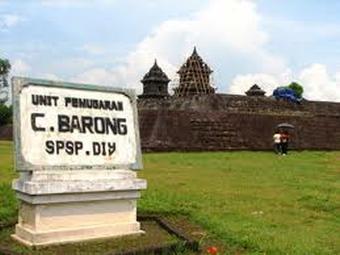 Candi Barong Yogyakarta Jogja Jogjaland Net 6 Kab Sleman