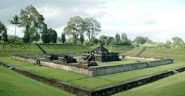 Candi Barong Yogyakarta Sambisari Kab Sleman