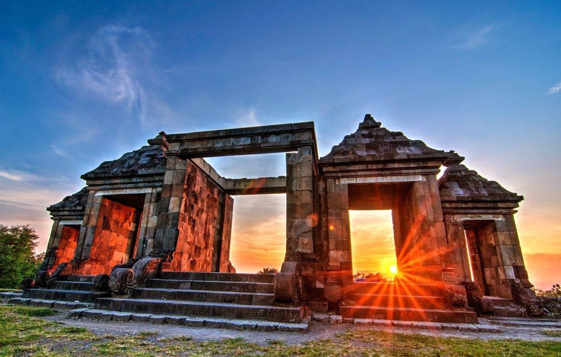 Candi Tersembunyi Yogyakarta Bisa Kamu Kunjungi Waktu 10 Sehari Barong