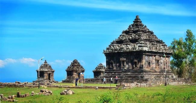 Lokasi Rute Menuju Candi Ijo Letaknya Tertinggi Yogyakarta Wisata Cheria