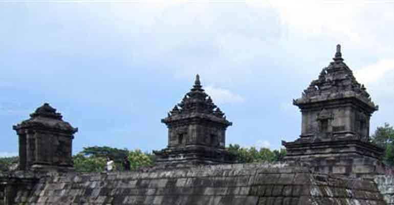 Candi Barong Yogyakarta Ijo Kab Sleman