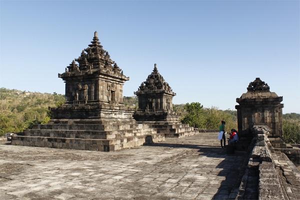 Candi Barong Yogyakarta Yogya Gudegnet Ijo Kab Sleman