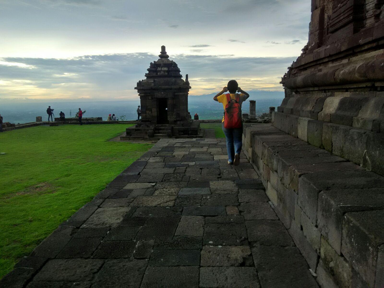 Candi Ijo Tertinggi Jogja Panduan Wisata Keliling Dunia Kab Sleman