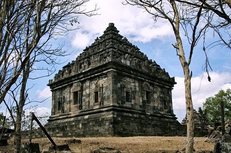 Candi Ijo Tertinggi Kota Jogja Komposisi Ilmu Salah Satu Situs