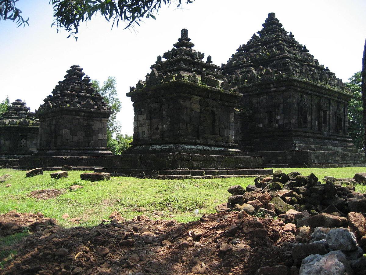 Candi Ijo Wikipedia Bahasa Indonesia Ensiklopedia Bebas Kab Sleman