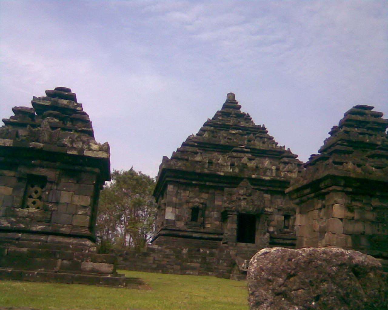 Candi Ijo Wisata Yogyakarta Keindahan Lokasi Tertinggi Kab Sleman