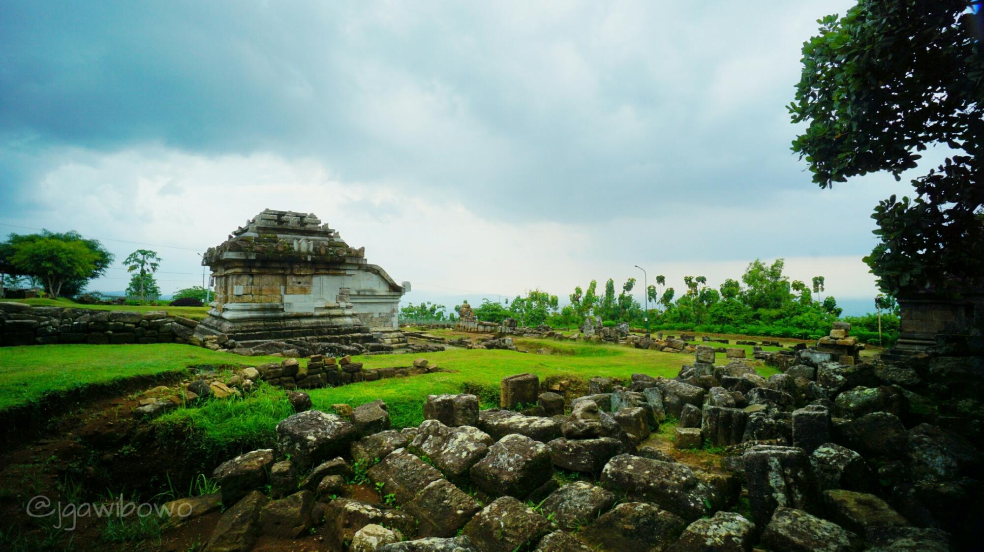 Candi Ijo Yogyakarta Jg Arif Wibowo Photography Travel Culture Temple