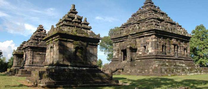 Candi Ijo Yogyakarta Utiket Kab Sleman