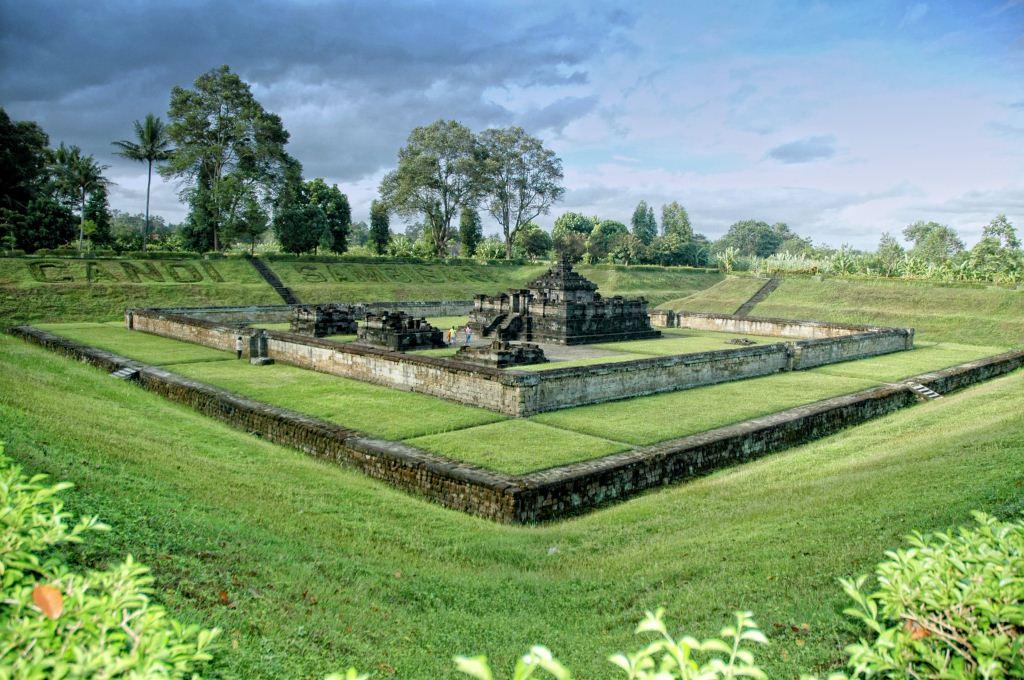 Candi Sambisari Keindahan Bawah Tanah Yogyakarta Ijo Kab Sleman