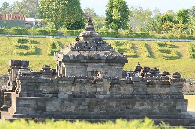 Candi Sambisari Sleman Jogja Bawah Permukaan Tanah Tempat Wisata Yogyakarta
