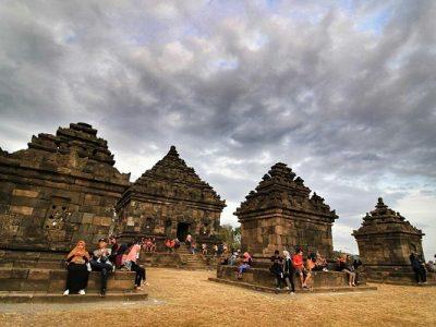 Rute Candi Ijo Jogja Harga Tiket Masuk Sleman Yogyakarta Kab