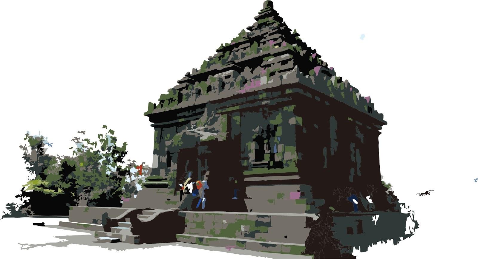 Sejarah Destinasi Wisata Candi Ijo Jogja Idsejarah Net Satu Satunya