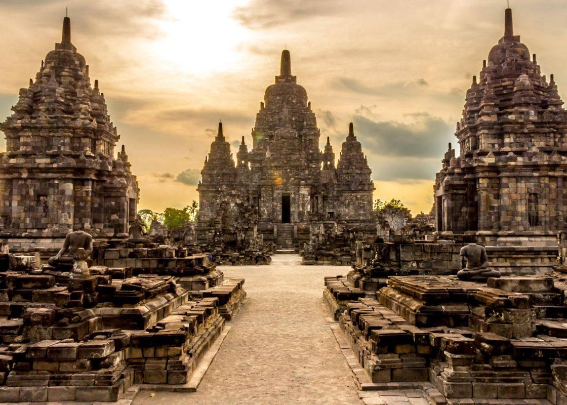 Candi Prambanan Korina Tour Jogja Hindu Tercantik Dunia Bokoharjo Kec