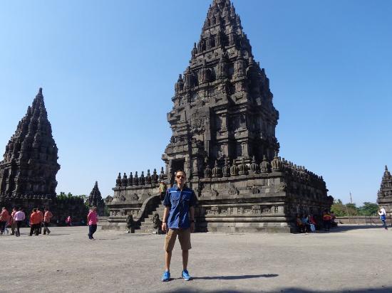 Candi Prambanan Picture Temples Tripadvisor Kab Sleman