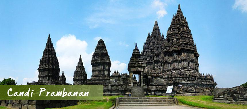 Candi Prambanan Roro Jonggrang Sebagai Wisata Jogja Terpopuler Kab Sleman