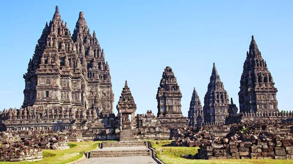 Candi Prambanan Tempat Wisata Penuh Sejarah Popular Jogja Ketika Kita